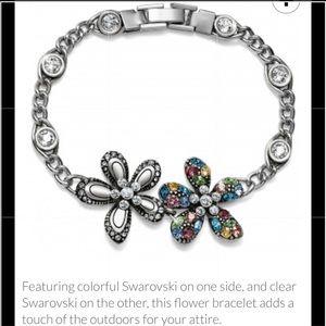 Trust your journey flower bracelet NWT